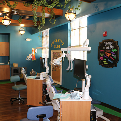 Children's and Adolescent Dentistry of Franklin
