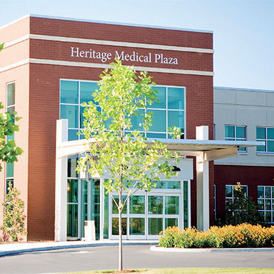First Colony Healthcare: Heritage Physicians Plaza