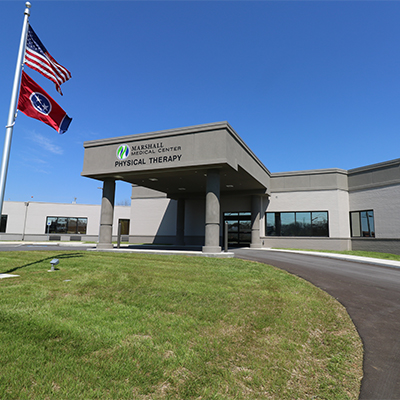 Marshall Medical Center: Physical Therapy